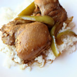 One Pot Chicken Adobo Recipe