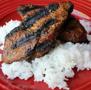Korean BBQ Country Style Pork Ribs Recipe