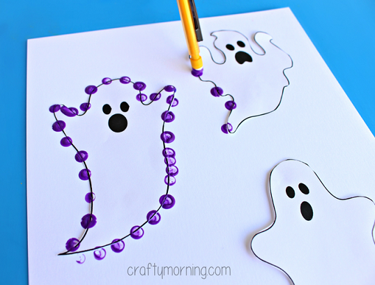 pencil-eraser-stamp-ghosts-craft