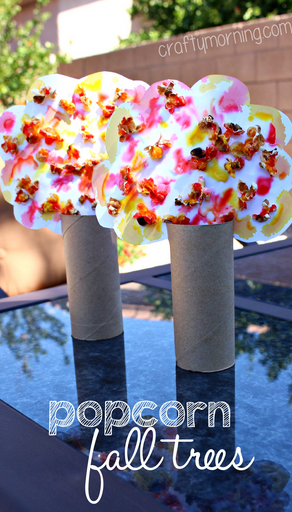 popcorn-fall-tree-craft-for-kids