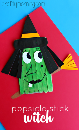 popsicle-stick-witch-craft-for-kids