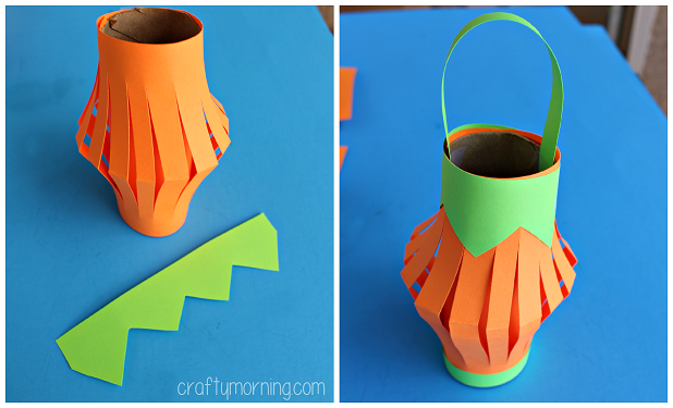 pumpkin-lantern-craft