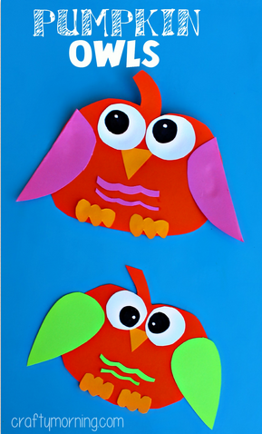 pumpkin-owl-craft-for-kids