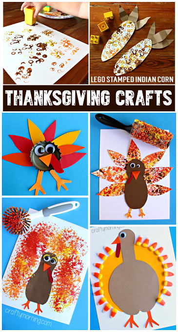 Fun Fall Crafts For Kids To Make Crafty Morning