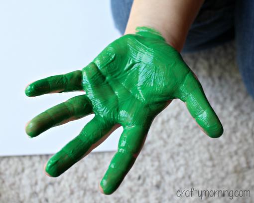 handprint-ninja-turtles-craft-for-kids-