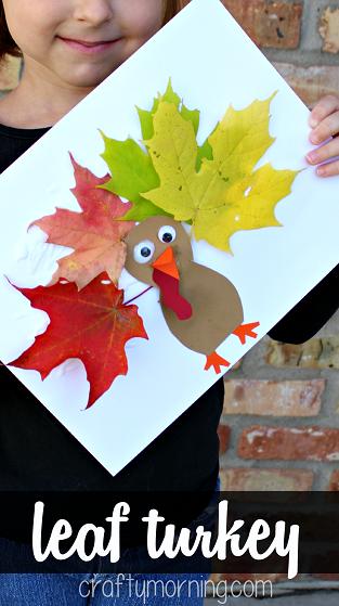 leaf-turkey-craft-for-thanksgiving