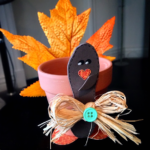 Terra Cotta Pot Turkey Craft for Thanksgiving