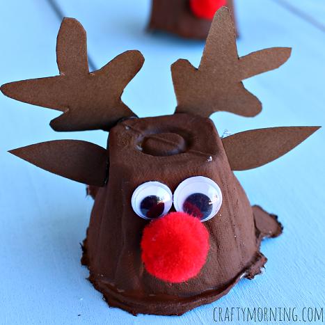 egg-carton-reindeer-craft-for-kids