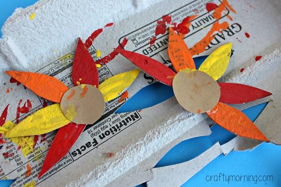 egg-carton-turkey-craft-