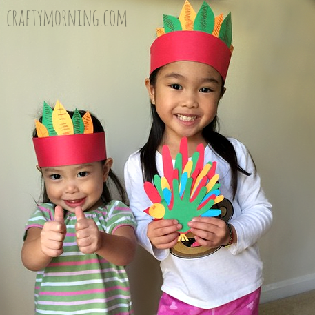 native-american-headband-thanksgiving-craft-for-kids-