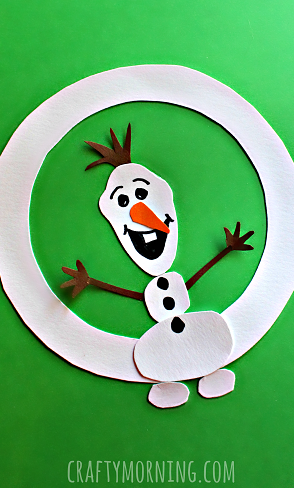 o-is-for-olaf-winter-kids-craft