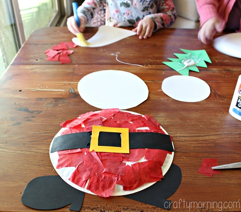 paper-plate-elves-craft