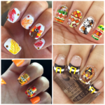Crafty Thanksgiving Nail Ideas to Try