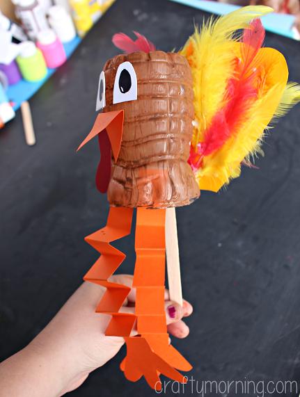 thanksgiving turkey craft ideas