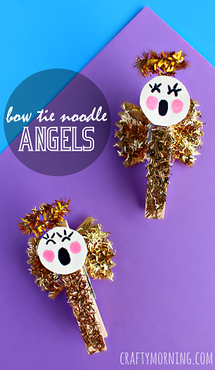 bow-tie-noodle-angel-craft-for-kids