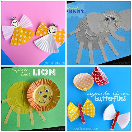 cupcake-liner-crafts-for-kids-