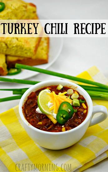 delicious-healthy-turkey-chili-recipe
