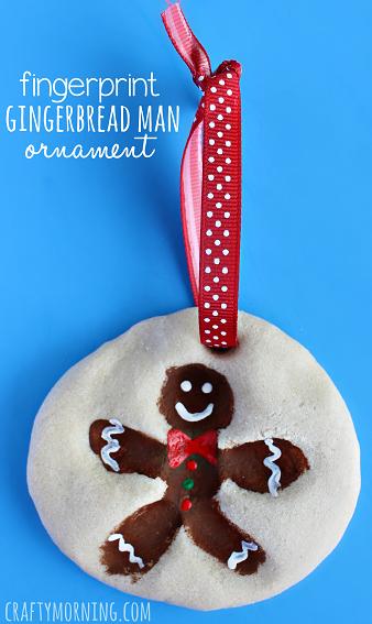 fingerprint-gingerbread-man-salt-dough-ornament-for-kids
