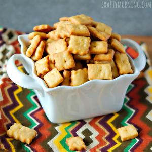 Easy Homemade Cheez-it Cracker Recipe