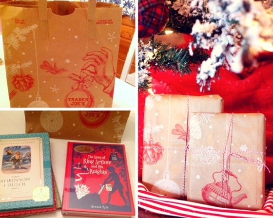 Brown Paper Bag Gift Ideas Eskayalitim