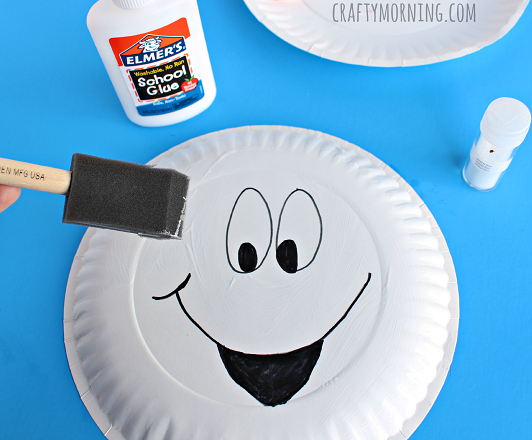 paper-plate-frosty-the-snowman-craft