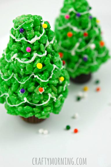 rice-krispie-christmas-tree-dessert-idea