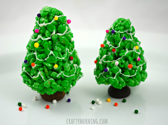 rice-krispie-christmas-tree-treats