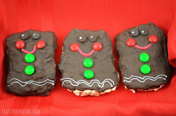 rice-krispie-gingerbread-man-christms-treat