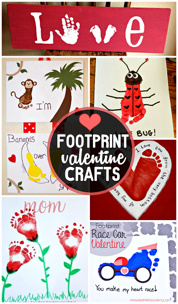 cute-footprint-valentines-day-crafts-for-kids