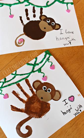 cute-handprint-valentine-monkey-craft-for-kids