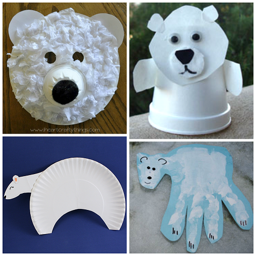 polar bear crafts for preschoolers winter polar crafts for to make crafty morning 976