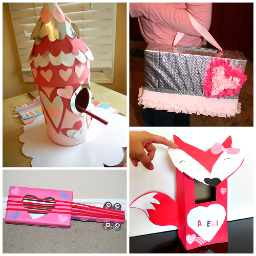 cute valentine mailbox ideas for kids