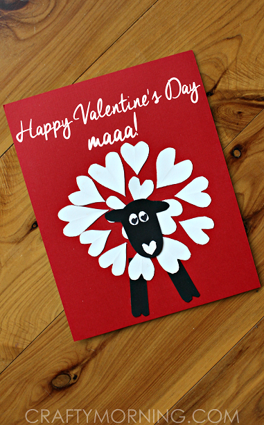 heart-sheep-valentine-craft-for-kids