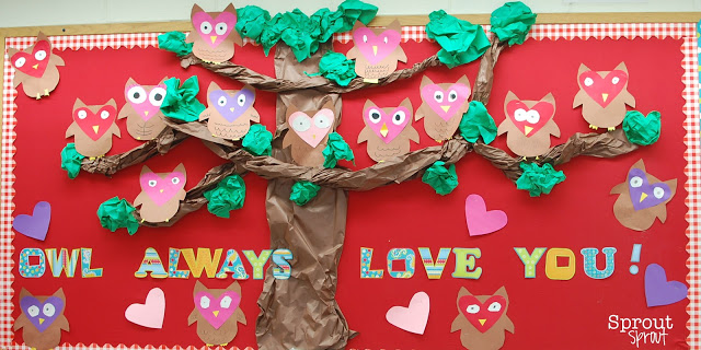 Valentine's Day Bulletin Board Ideas for the Classroom - Crafty ...