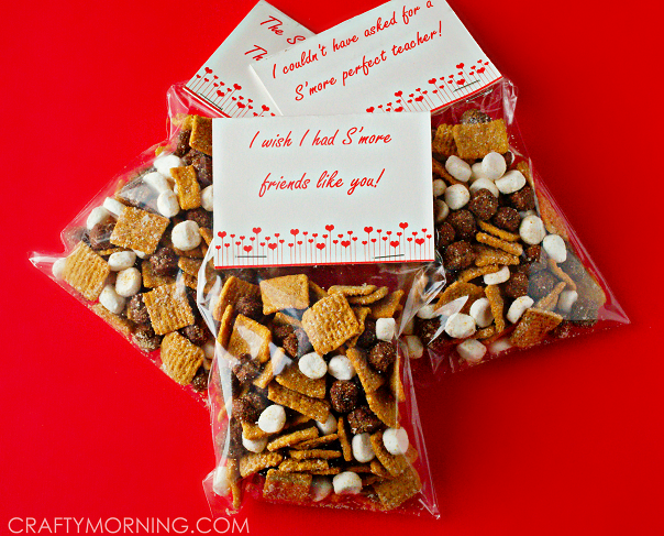 Easy Valentine Crafts For Teachers
