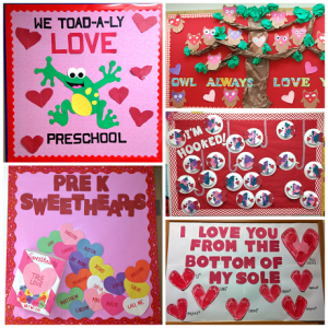 Valentine S Day Bulletin Board Ideas For The Classroom Crafty Morning