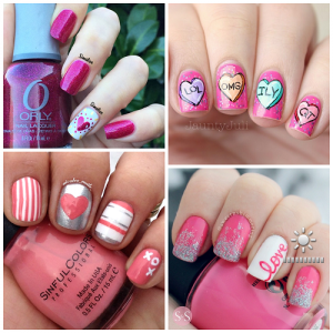Adorable Valentine's Day Nail Ideas