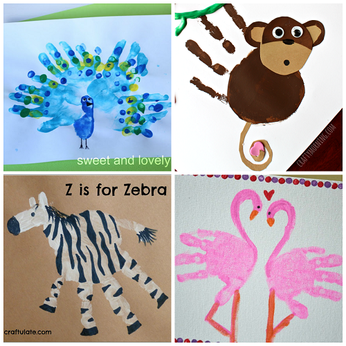 zoo-animal-handprint-crafts-for-kids
