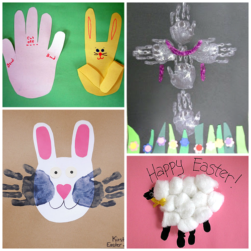 adorable-handprint-easter-crafts-for-kids