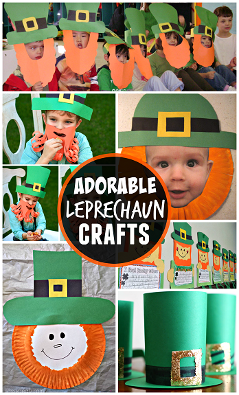 adorable-leprechaun-crafts-for-kids-on-st-patricks-day