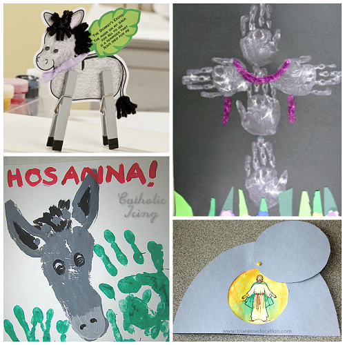 Sunday School Easter Crafts For Kids To Make Crafty Morning