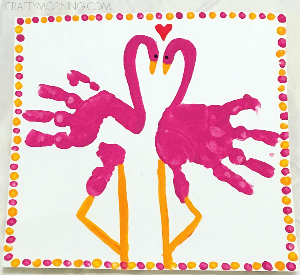 handprint-flamingo-kids-craft