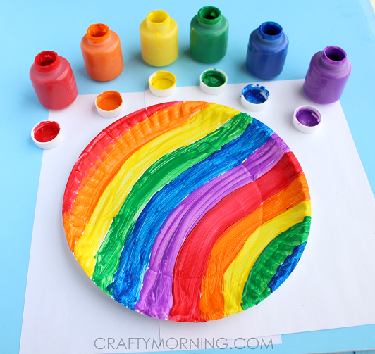 rainbow-paper-plate-st-patricks-kids-craft