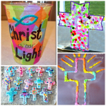 Sunday School Easter Crafts for Kids to Make