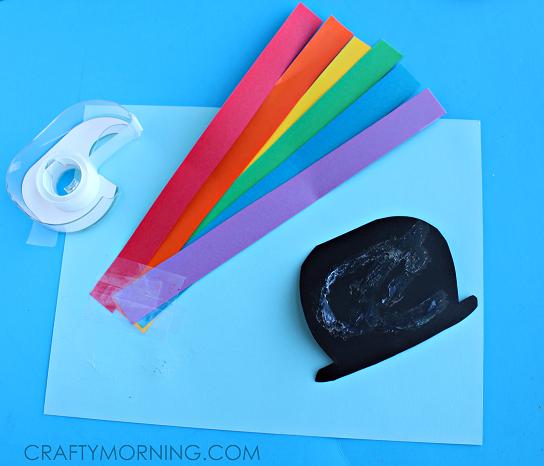 3D-RAINBOW-ST-PATRICKS-KIDS-CRAFT