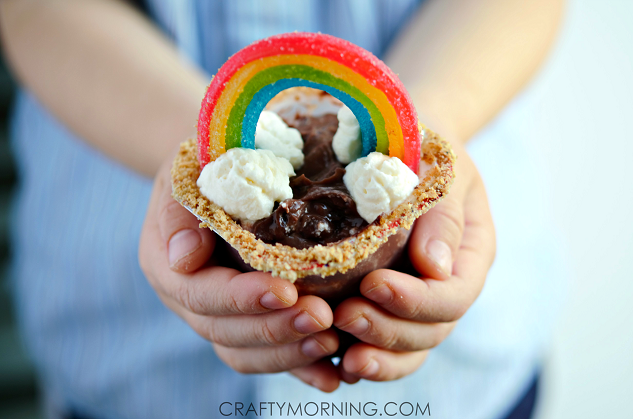 double rainbow double rainbow pudding recipe rainbow pudding by joanne ...