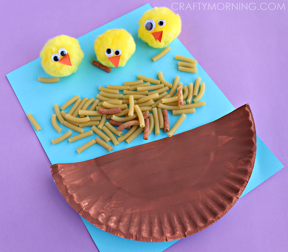 Bird Crafts For Preschoolers Pinterest