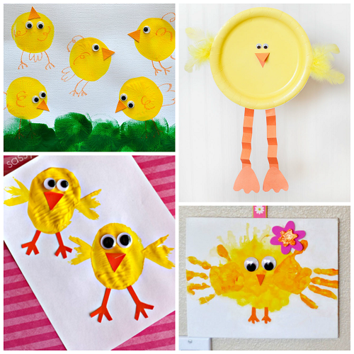 adorable-chick-crafts-for-kids