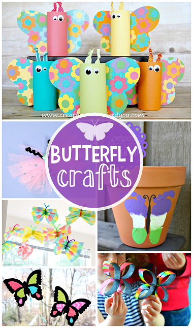 beautiful-butterfly-spring-crafts-for-kids-to-make