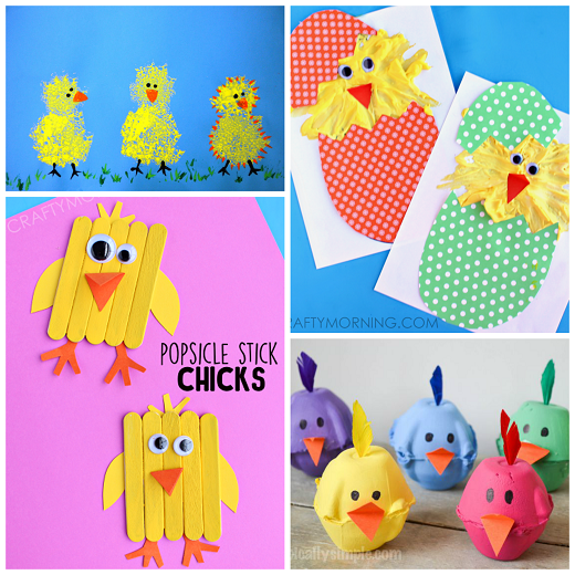 cute-chick-crafts-for-kids-to-make